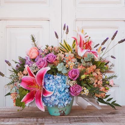 Imagem de Cachepot de Flores